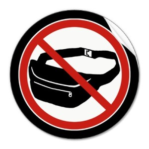 no_fanny_packs_sticker