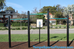 Horizontal Bars Exercise Equipment