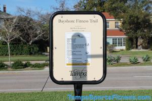 Horizontal Bars Exercise Equipment Sign