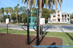 Pull up & Dip Station Exercise Equipment