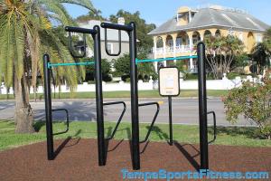 Uneven Bars Exercise Equipment
