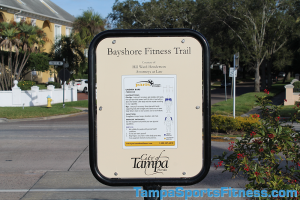 Uneven Bars Exercise Equipment Sign